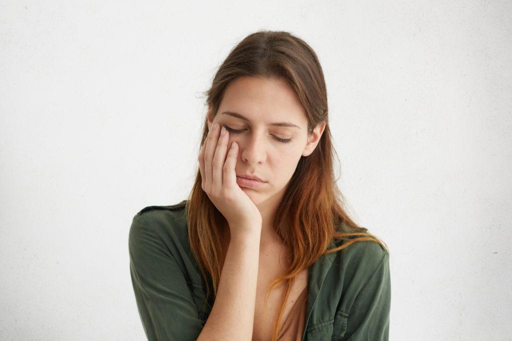депрессия после расставания